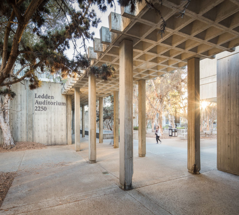 Uc San Diego S John Muir College And Modernist